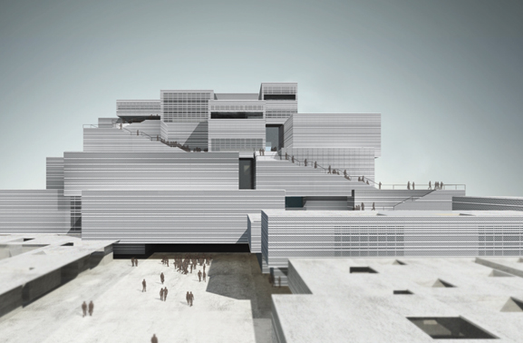 Kmoma About Kmoma Architecture
